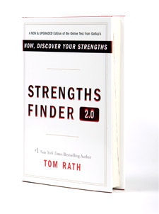 Don't know what StrengthsFinder 2.0 is? Go find out...
